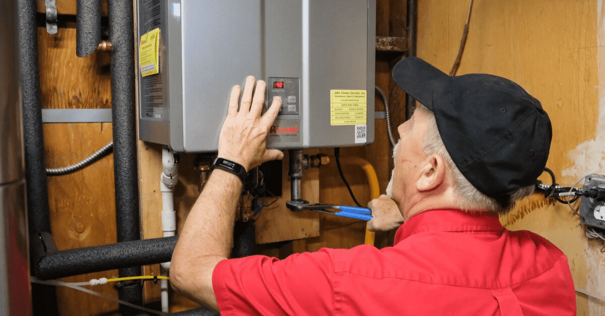 Explaining the Difference Between a Boiler and Furnace